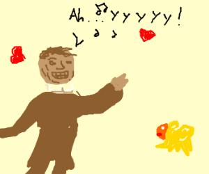 Trololo-meme fall in love
