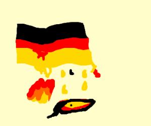 Germany Melting