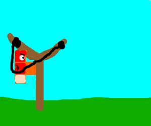 Angry tetris birds