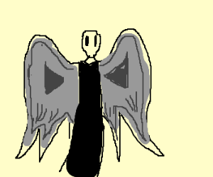 the angel of death.