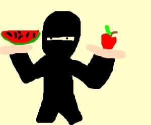 Ninja way of eating healthy