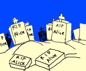 Graveyard of clones