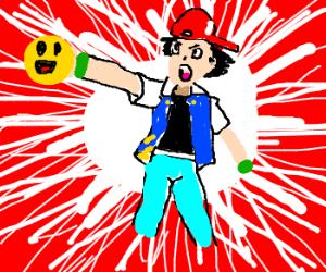 Pac-man I choose you!