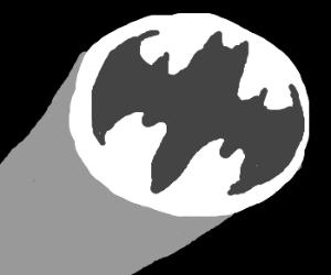 Quick! Summon Batman!
