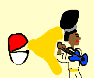 Hendrix! I choose you!