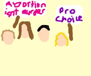 The dead babies' fan group