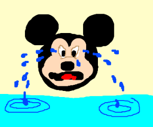 mickey mouse crying wwwpixsharkcom images galleries