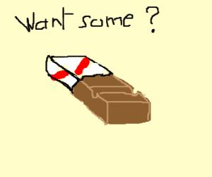 Chocolate?