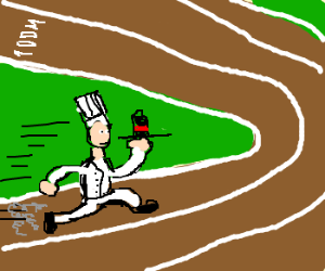 Olympic Chef-race
