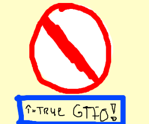 Permission denied. Now GTFO