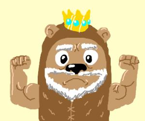 King of the ewoks