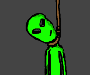 Alien suicide