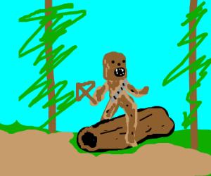 Chewbacca is the Sasquatch,