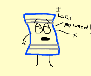 Towlie lost his weed