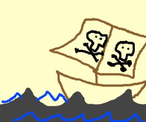 The Pirates of Darkwater