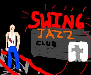 Skinhead's One Weakness Is Swingin' Jazz