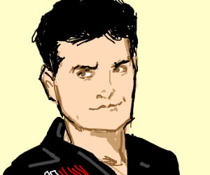 charlie sheen. enough said.