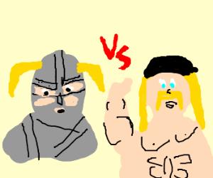 Dovakiin vs Hulk Hogan