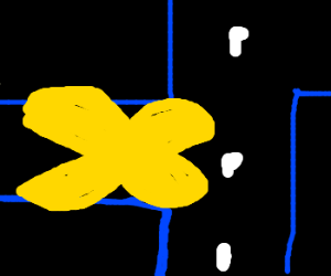 Siamese Pacmen