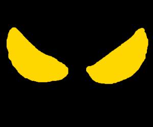 Scientologists vs mormons drawception - Scary yellow eyes ...
