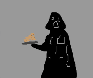 Come to the Dark Side; we have cookies