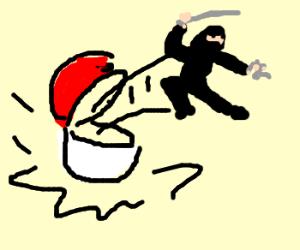 Go ninja go ninja go!