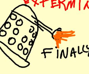 My Little Dalek: Extermination is Final