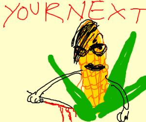 emo corn killer looking for vengence
