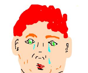 """When Irish Eyes are cryin'"""
