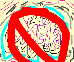 "Playing Drawception. Cant draw ""Meta"""