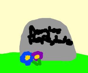 Douglas Hofstadter grave