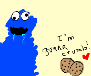 the internet is for porn cookie monster