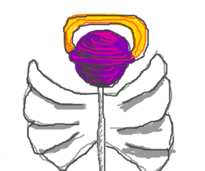 The Holy Purple Lollipop