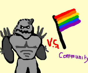 Fullmetal Alchemist vs The Gay Community