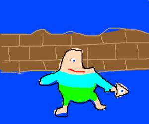 Dumpty put himself back together!
