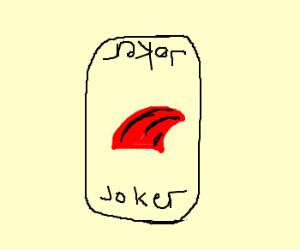 Joker's Business Card