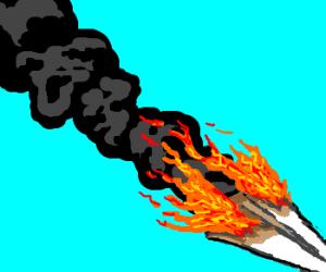Image result for crash and burn