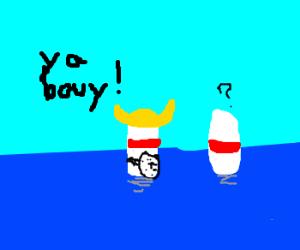 Nautical innuendo