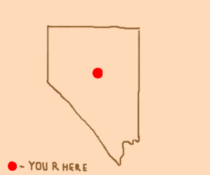 You Are Here (Central Nevada)