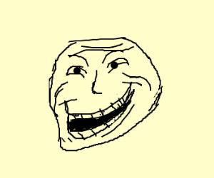raging troll