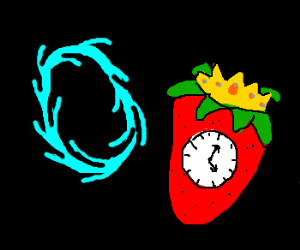 Strawberry Clock: King of the Portal