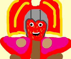 strawberry timelord