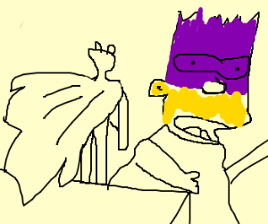 batman don't know bartman