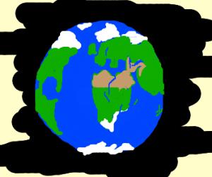 THE EARTH O.o