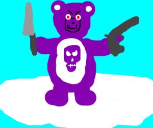 killer care bear