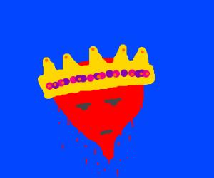 King of Blood awakens
