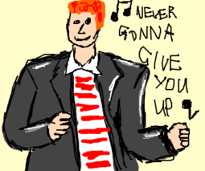 Rick Rolled!