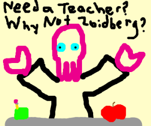 Zoidberg teacher