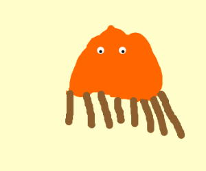 Peg-leg octopus
