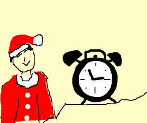 A Claus For Alarm